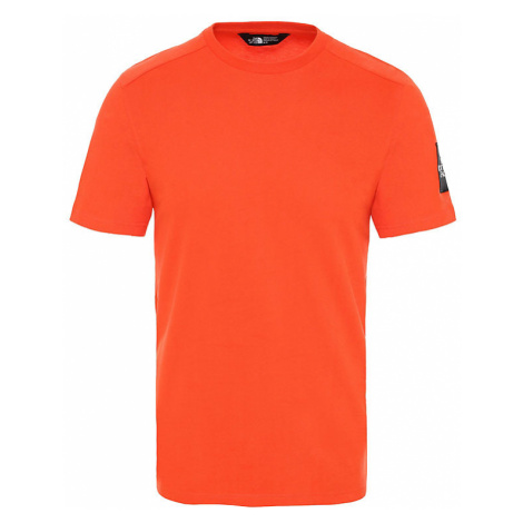 The North Face M S/S Fine 2 T-Shirt-XL biele NF0A3YHC3YQ1-XL