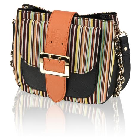 Kate Gray textil taška cez rameno viacfarebna