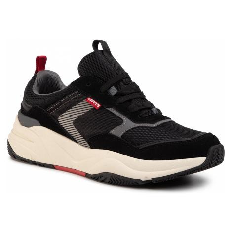 Sneakersy LEVI'S - Eastman 232030-750-59 Regular Black Levi´s