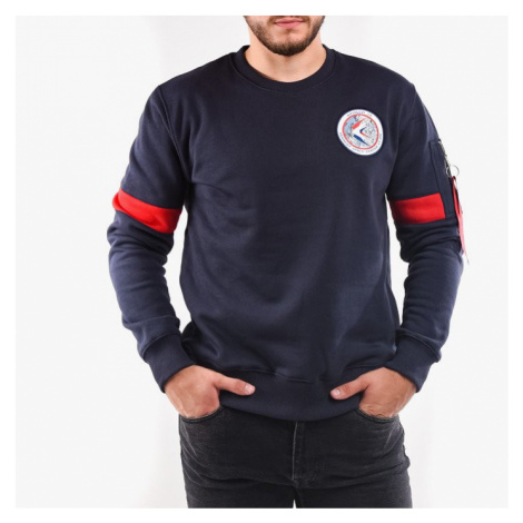 Alpha Industries Apollo 15 Sweater198301 07