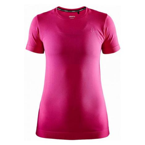 Craft FUSEKNIT LIGHT SS ružová - Dámske funkčné tričko