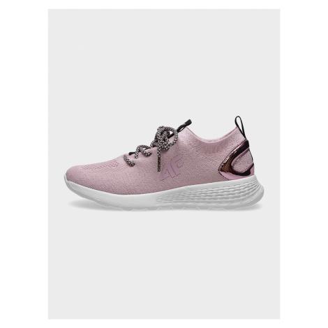 Dievčenské športové topánky 4F