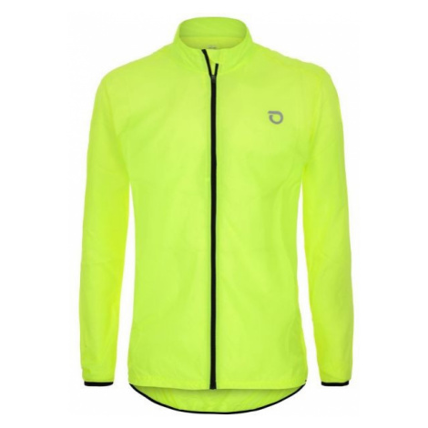 Briko FRESH svetlo zelená - Ľahká cyklistická bunda