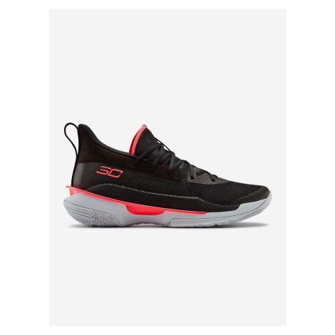 Topánky Under Armour Curry 7-Blk