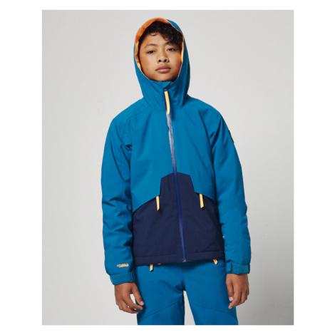 O'Neill Quartzite Ski Bunda detská Modrá