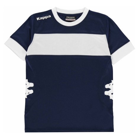 Kappa Remilio Short Sleeve T Shirt Junior Boys