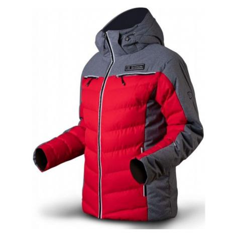 TRIMM CORTEZ červená - Pánska lyžiarska bunda