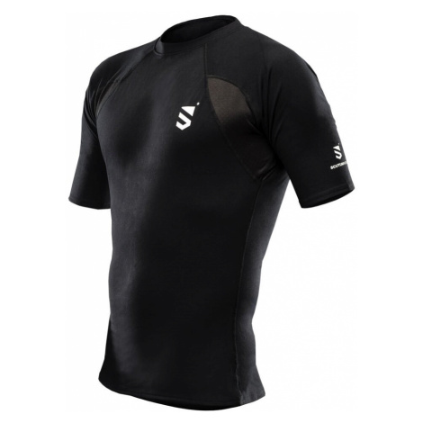 Funkčné tričko Scutum Wear® Erik krátky rukáv - čierne