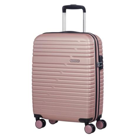American Tourister Kabínový cestovný kufor Aero Racer 61G 37 l - růžová
