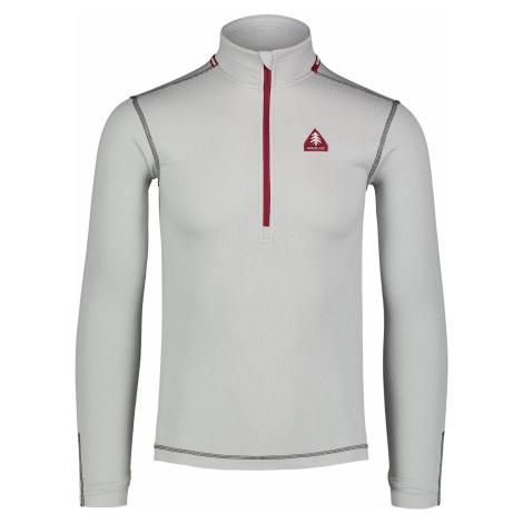 Nordblanc Trifty pánske celoročné termo tričko šedej