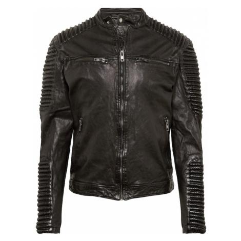 BE EDGY Prechodná bunda 'BEbaker'  čierna