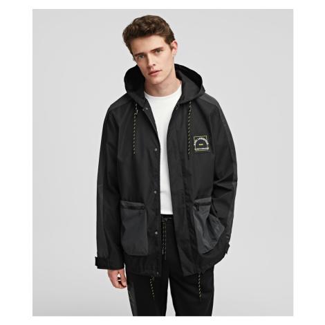 Bunda Karl Lagerfeld Lightweight Jacket W/ Hood