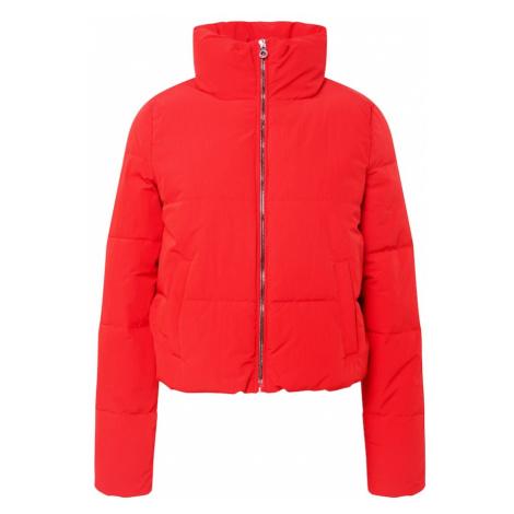 ONLY Zimná bunda 'Dolly'  jasne červená