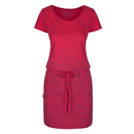 Loap ALRINE ružová - Dámske športové šaty