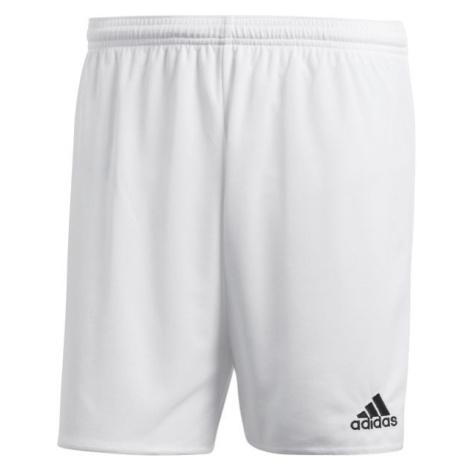 adidas PARMA 16 SHO WB JR biela - Juniorské futbalové trenky