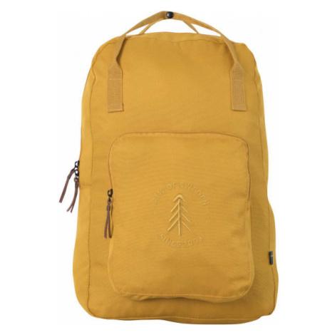 2117 STEVIK 27L žltá - Veľký mestský batoh
