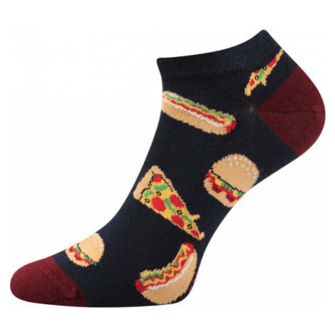 Boma PETTY 011 čierna - Nízke ponožky