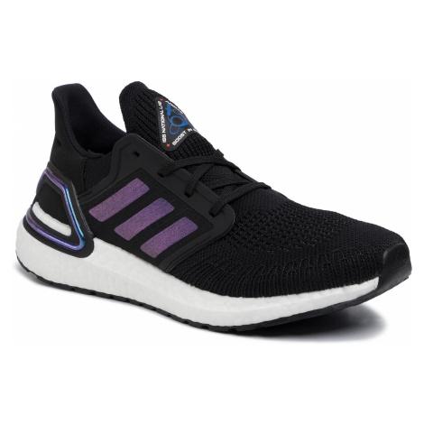 Topánky adidas - Ultraboost 20 EG0692 Cblack/Blvime/Ftwwht