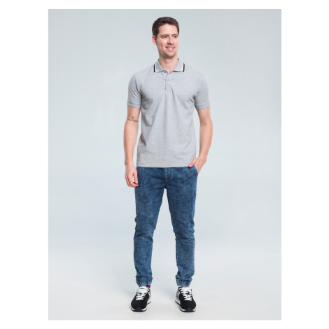 Big Star Man's Shortsleeve Polo T-shirt 154559 -902