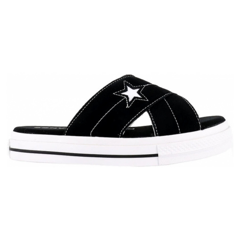 Converse One Star Sandal-4.5 čierne 564143C-4.5