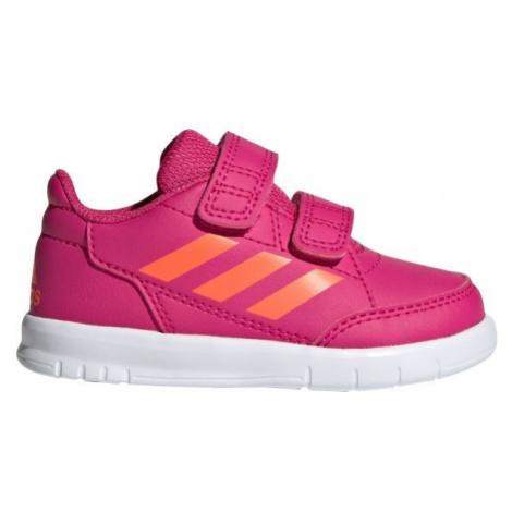 adidas ALTASPORT CF I ružová - Detská voľnočasová obuv