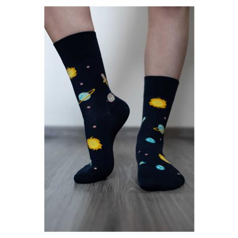Barefoot ponožky Galaxy 43-46