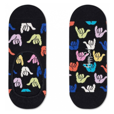 Happy Socks Hang Loose Liner Sock-M-L (41-46) čierne SUP06-9300-M-L (41-46)