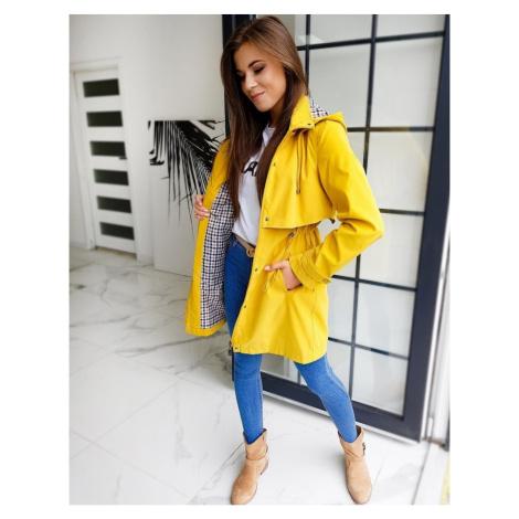 Women's jacket KIARA yellow TY1494 DStreet