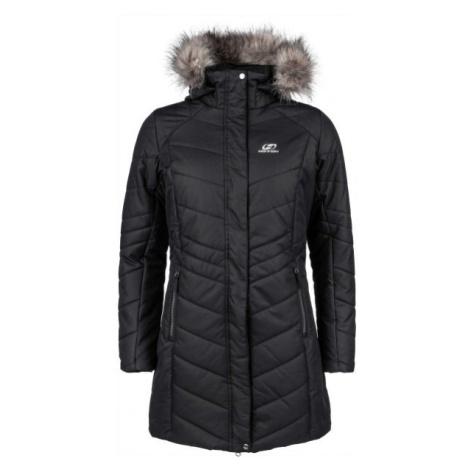 Hannah MAURICIA II čierna - Dámsky zimný kabát
