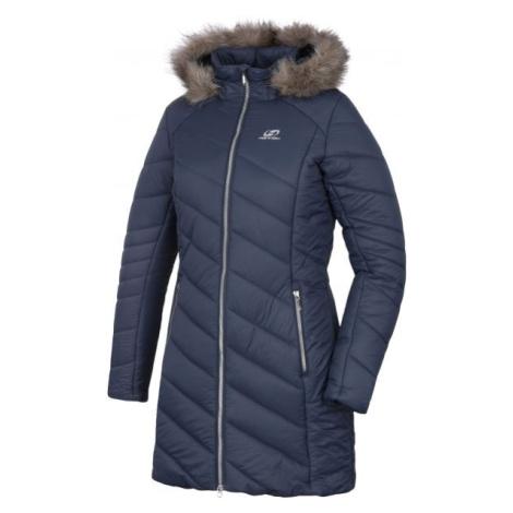 Hannah ELOISE modrá - Dámsky zimný kabát