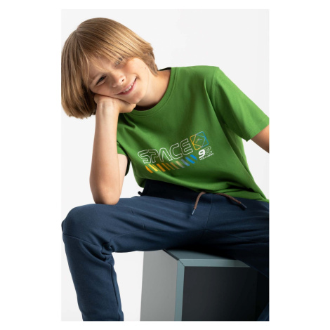 Volcano Kids's Regular Silhouette T-Shirt T-Torx Junior B02344-W22