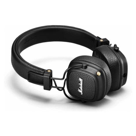 Bezdrôtové čiern slúchadlá Major III Black Bluetooth