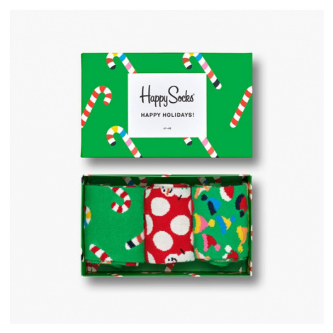 Happy Socks Christmas Giftbox XMAS08 7005