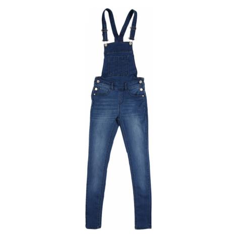 Cars Jeans Nohavice na traky 'VLINDER'  modrá denim