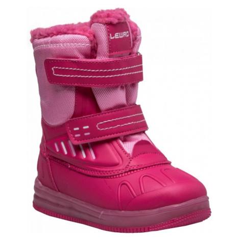 Lewro ARMUS ružová - Detská obuv