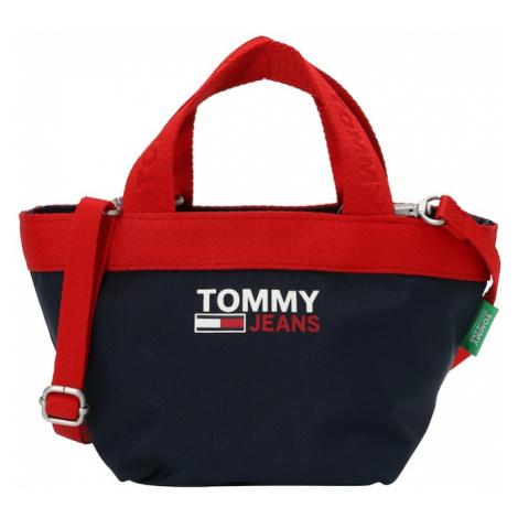 Tommy Jeans Kabelka 'CAMPUS'  námornícka modrá / červená / biela Tommy Hilfiger