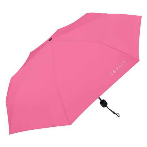 Esprit Skladací mechanický dáždnik Mini Basic Rapture Rose