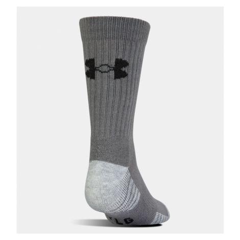 Ponožky UNDER ARMOUR HeatGear Tech Crew 3-Pack Multi-Color Viacfarebné
