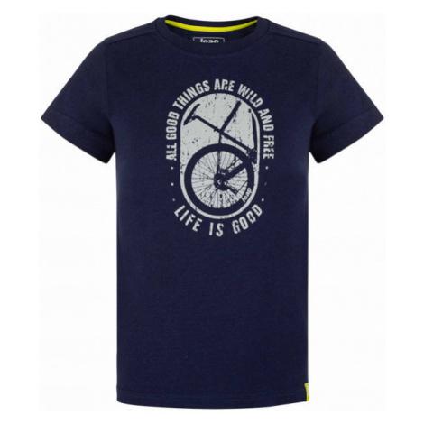 Loap BAAKIS čierna - Chlapčenské tričko