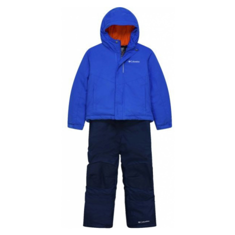 Columbia BUGA™ SNOW SET modrá - Detská zimná súprava