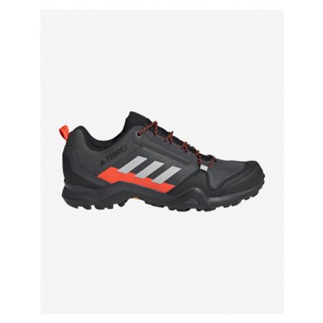 adidas Performance Terrex Ax3 Hiking Outdoor obuv Čierna