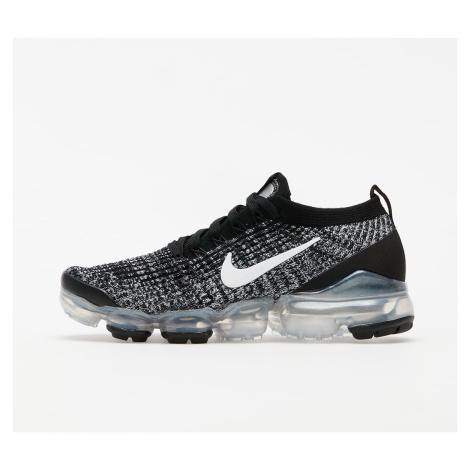 Nike W Air Vapormax Flyknit 3 Black/ White-Metallic Silver