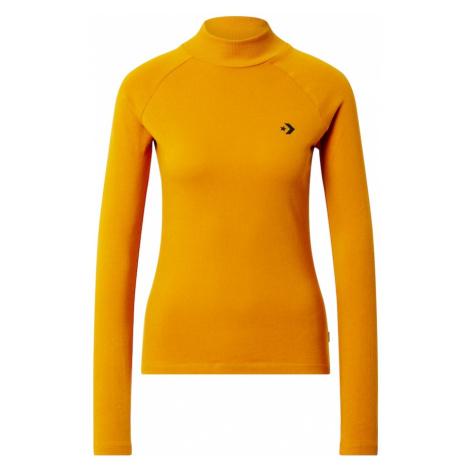 CONVERSE Tričko  oranžová