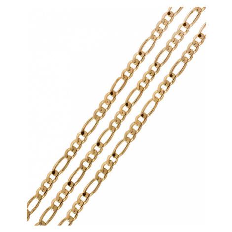 Brilio Pánsky zlatá retiazka cm 115 10