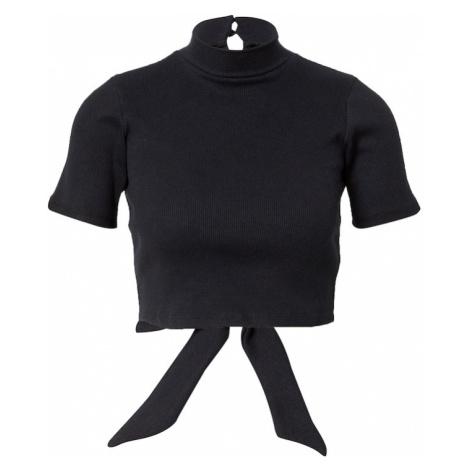 Motel Tričko 'Que'  čierna