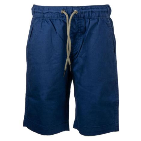 ALPINE PRO TAKARO tmavo modrá - Detské šortky
