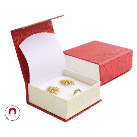 JK Box Darčeková krabička na súpravu šperkov LL-5 / A7 JKbox