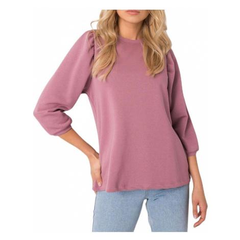 Svetlo fialové dámske tričko Rue Paris