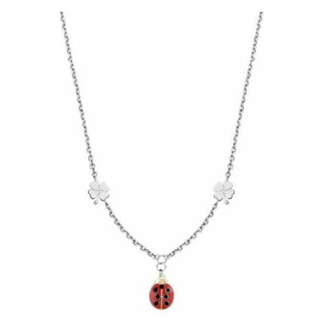 Morellato Oceľový náhrdelník pre šťastie Enjoy SAIY03