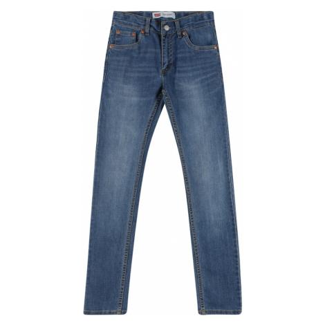 LEVI'S Džínsy '510 Skinny Fit'  modrá denim Levi´s